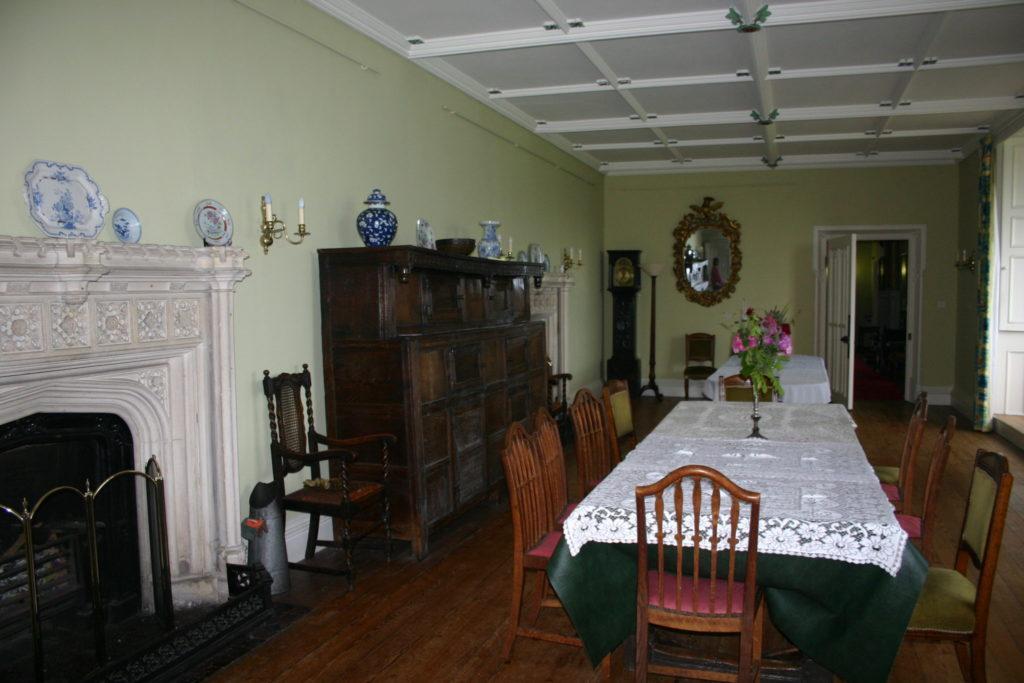 Rose Castle Dining Room