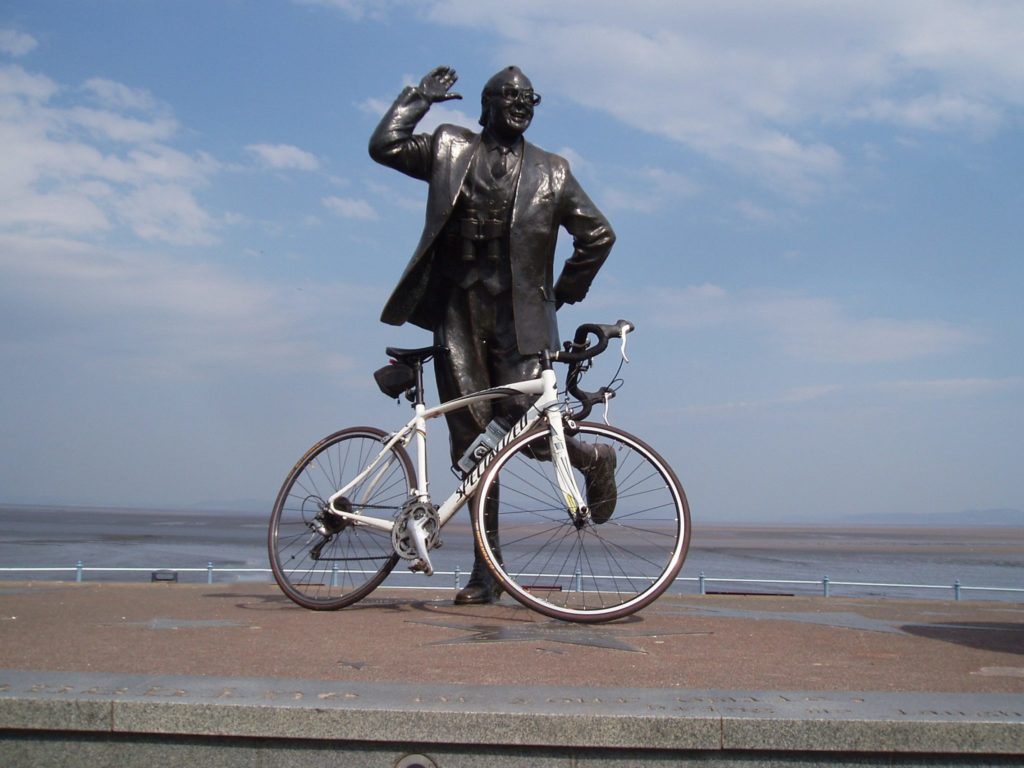 Grange to Morecambe Cycling