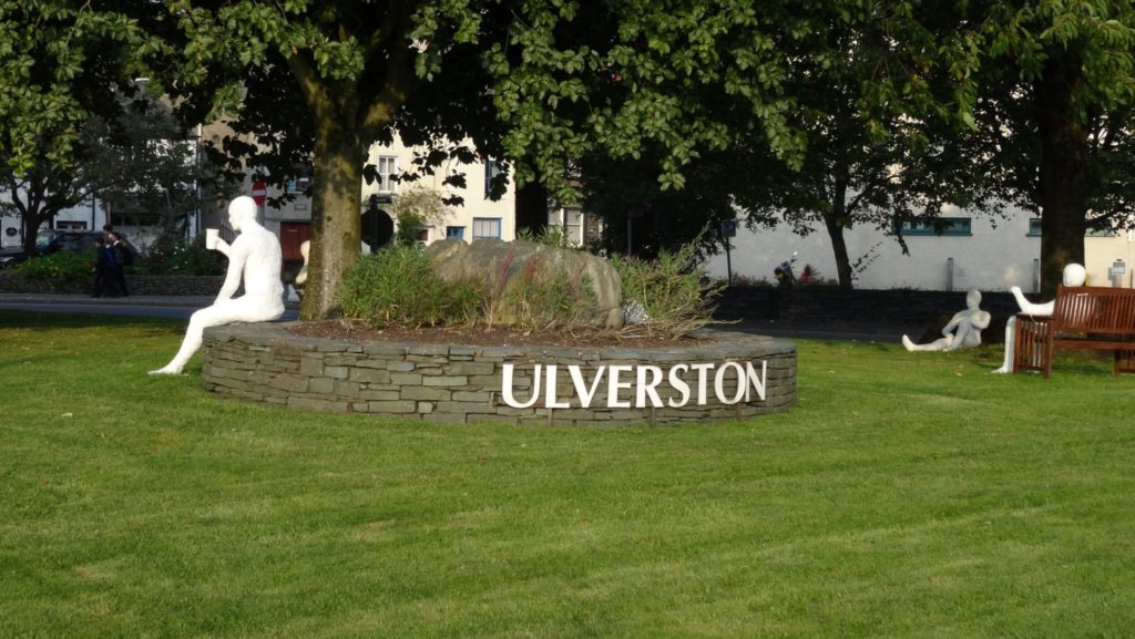 Ulverston Works of Art by Loki