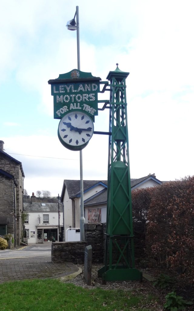 Leyland Clock