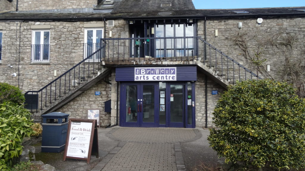 Brewery Arts Centre , Kendal