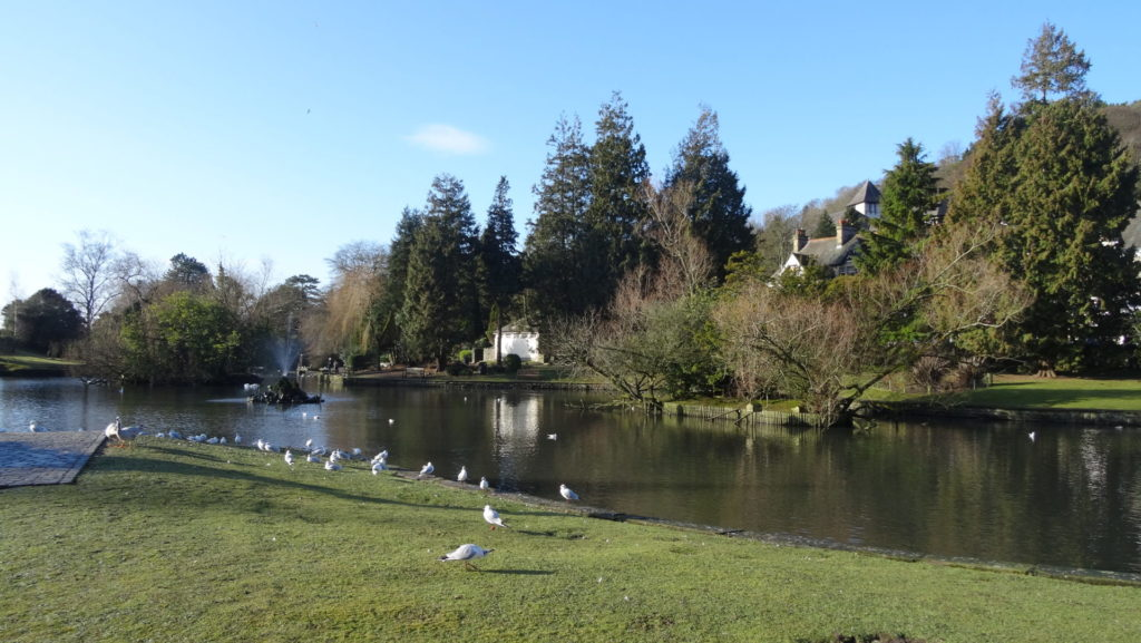 Ornamental Gardens With An Intriguing History?
