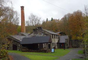 High Dam - Finsthwaite and Stott Bobbin Mill