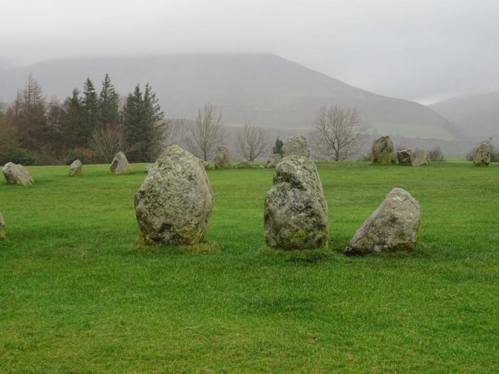 Castle Rigg Stone Circle