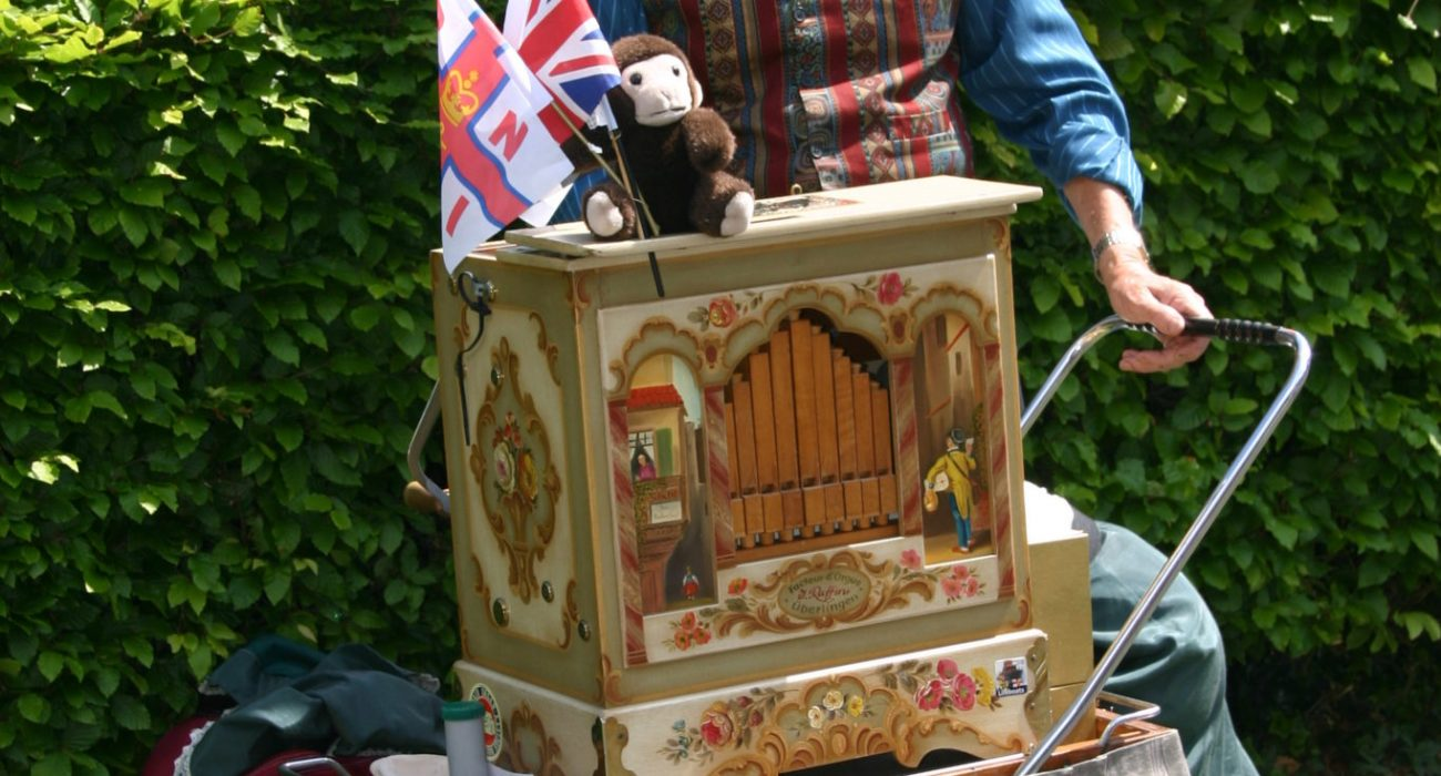 Grange Edwardian Festival