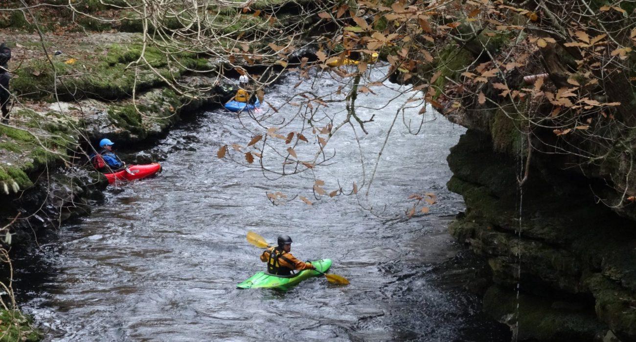 River Kent Kayaking