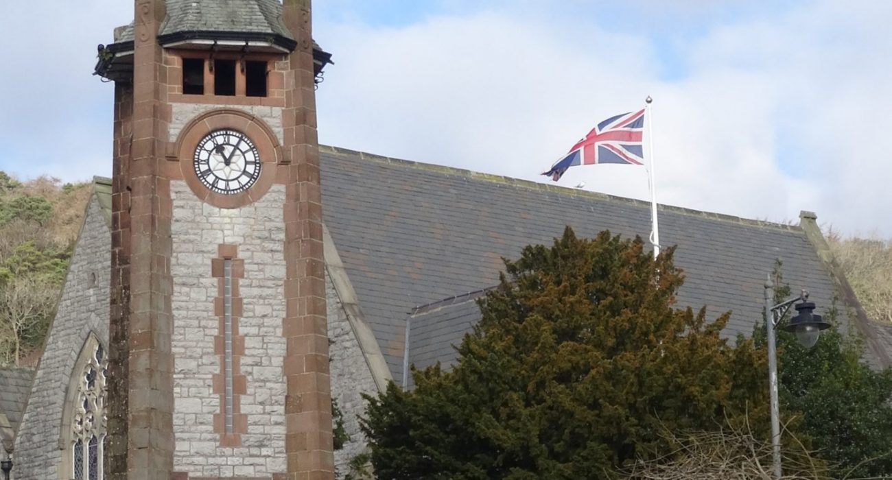 Grange Clock Tower