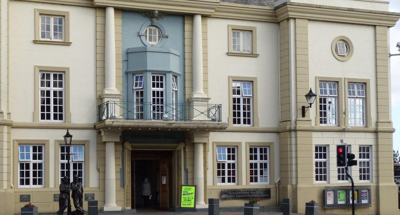 A Stunning Venue – Coronation Hall