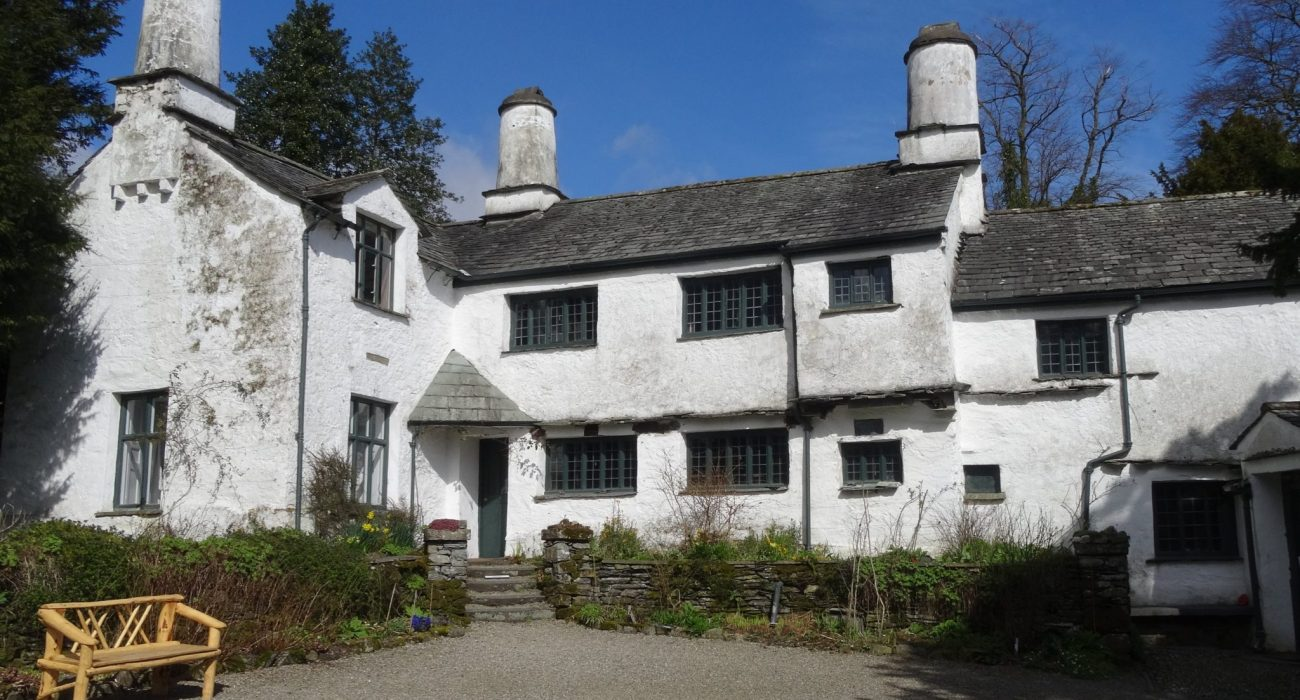 The Ancient White House Of Townend