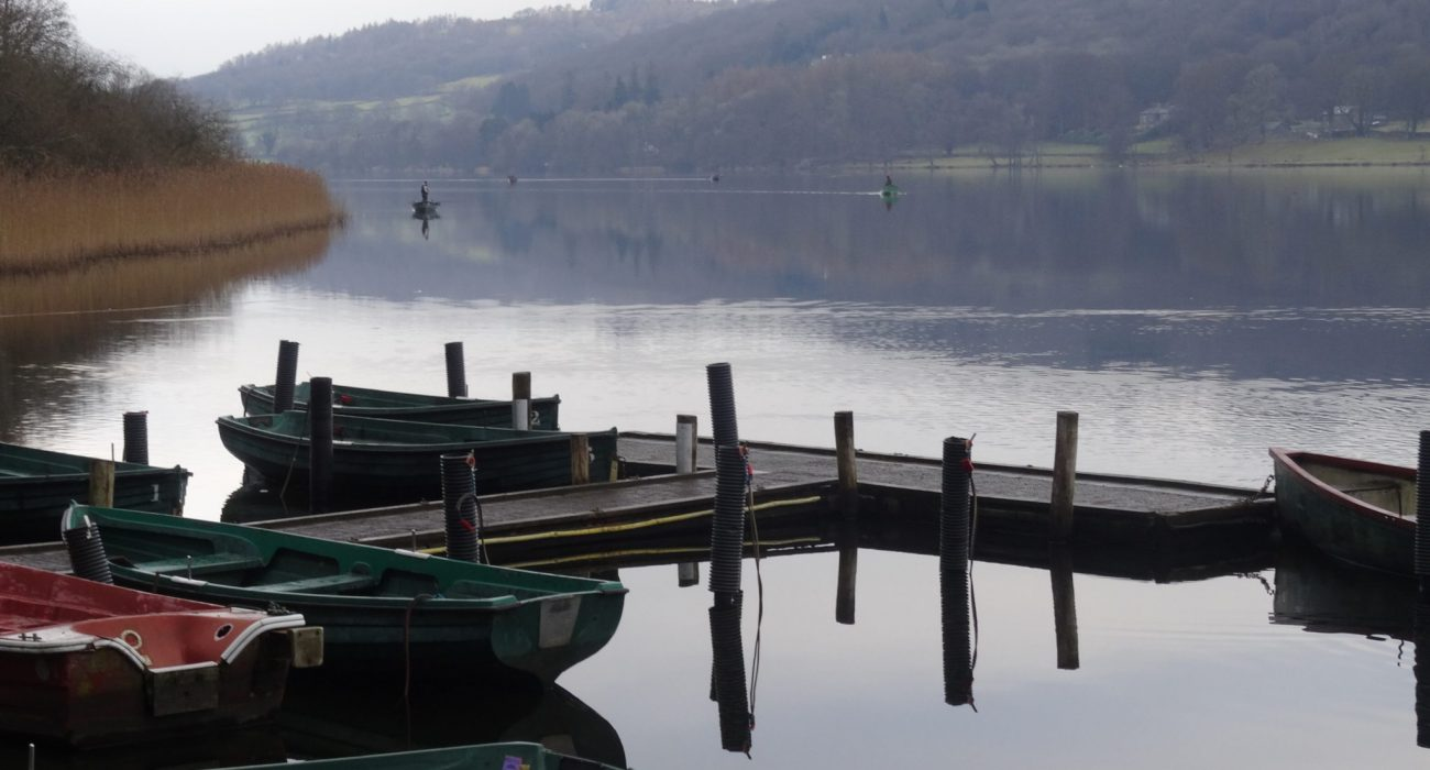 Lake District Trout Fishing