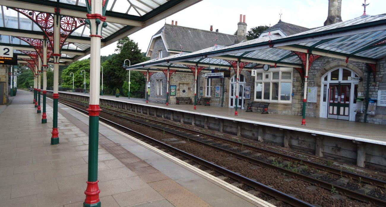 Grange-over-Sands Station