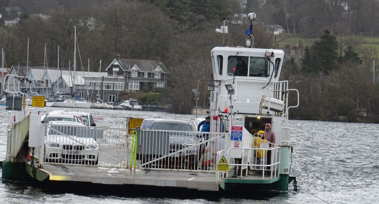 Windermere Ferry- Bowness